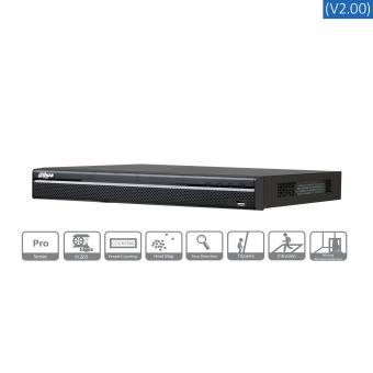 Dahua - NVR5208-4KS2(V2.00) - NVR - 8 Kanal