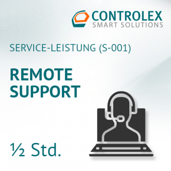 Remote Support - 1/2 Std.
