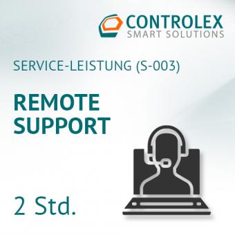 Remote Support - 2 Std