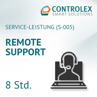 Remote Support - 8 Std.