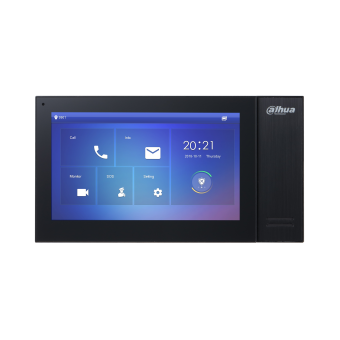 Dahua - VTH2421FB-P - Monitor - IP - Schwarz