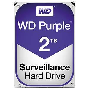 Western Digital - WD20PURZ - 2TB HDD WD Purple