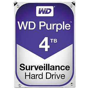 Western Digital - WD40PURZ - 4TB HDD WD Purple